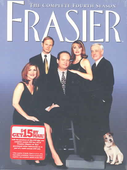 FRASIER:COMPLETE FOURTH SEASON BY FRASIER (DVD)