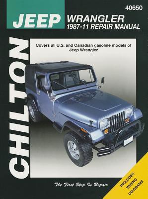 Chilton-tcc Jeep Wrangler By Haynes, Haynes